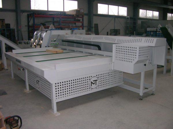 Optymalizerka Metal-technika OWD 1500 do cięcia wielkogabarytowego