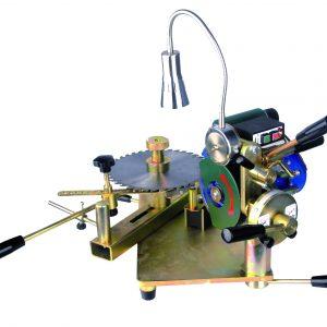 Ostrzarka do ostrzenia pił tarczowych z płytkami HM BORAN SOPW-150