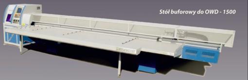 Stół buforowy do OWD-1500 Metal-Technika