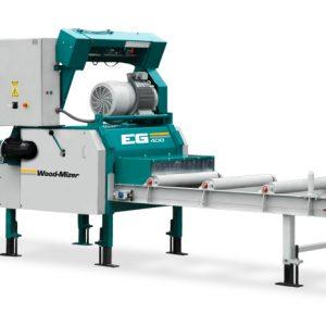 Uniewrsalna obrzynarka przemysłowa Wood-Mizer EG4001