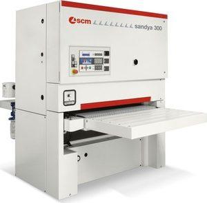 Automatyczna szlifierka szerokotaśmowa SCM Group Sandya 300