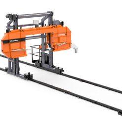 Trak taśmowy do cięcia dużych kłód Wood-Mizer WM1000