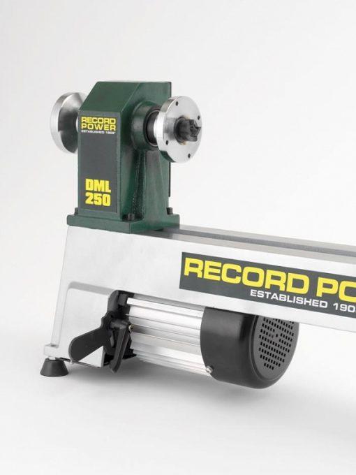 big_DML250-Headstock-and-Motor